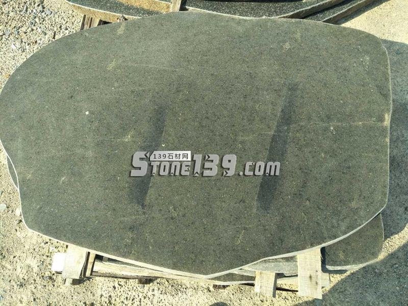 石桌半成品-- 腾翔石趣石材加工厂