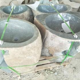 石材洗手盆洗手池成品供应