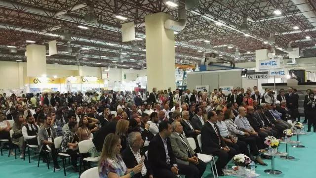 2017年土耳其伊斯坦布尔石材展顺利开幕 STA水头石博会组团观展