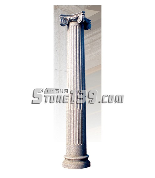 花岗岩罗马柱成品-- 福建强盛石材(江西)有限公司
