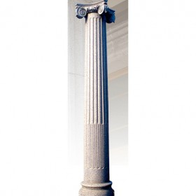 花岗岩罗马柱成品