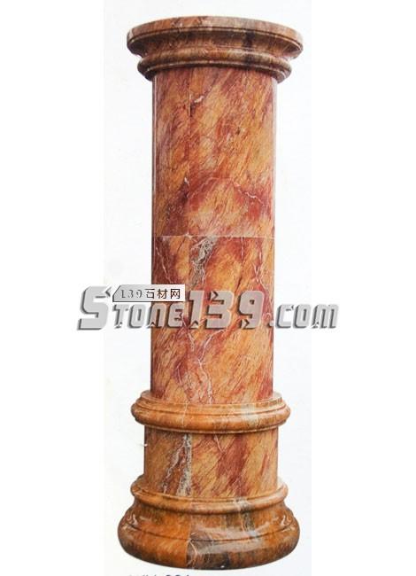 大理石圆柱 空心柱-- 福建强盛石材(江西)有限公司