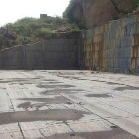 贵州大理石啡龙纹矿山