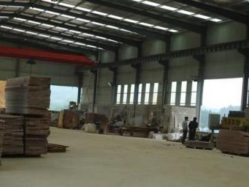 博胜石业厂房与生产车间