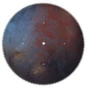 石材锯片供应 中南黑片