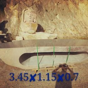 园林石桌 3.45x1.15x0.7