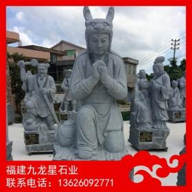 石雕二十四孝 二十四孝人物雕塑 景区