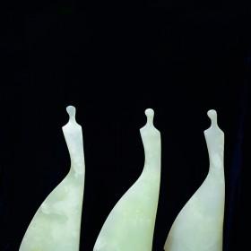 玉石工艺品 玉石装饰摆件