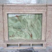 江西建昌石材背景墙
