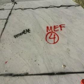 白色大理石荒料 爵士白荒料MEF-4