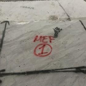 泉州白色大理石 爵士白荒料MEF-1