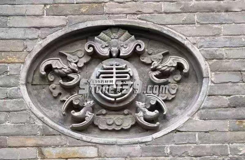 石材浮雕 外墙浮雕装饰-- 甘肃兰州石材