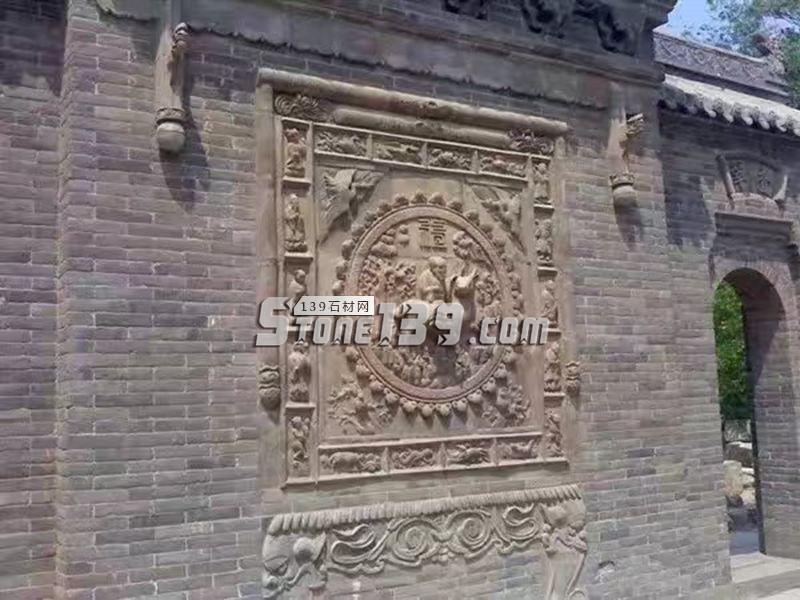 园林浮雕 石材装饰浮雕-- 甘肃兰州石材