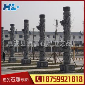福建石雕龙柱 惠安石雕厂家供应各种