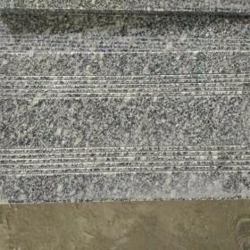 珍珠灰石材灰色石头河南花岗岩板材外