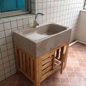 水头花岗岩洗衣池 可拼接