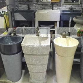 花岗岩洗手池 洗衣池成品