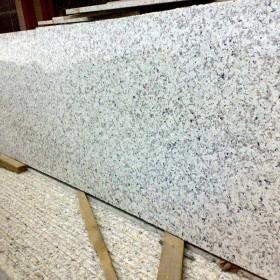 芭拉白花岗岩光面条板 毛光板