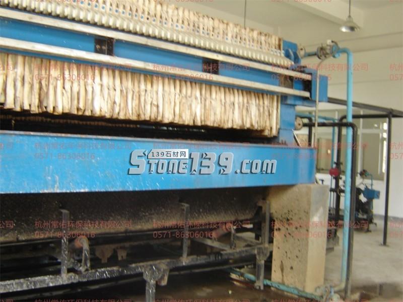 石材废水污泥过滤丙纶黑色单复丝1808C滤布-压滤机滤布袋-- 杭州常佑环保科技有限公司