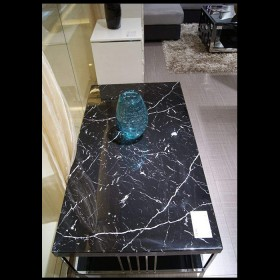 黑白根大理石台面板 石狮石材家具