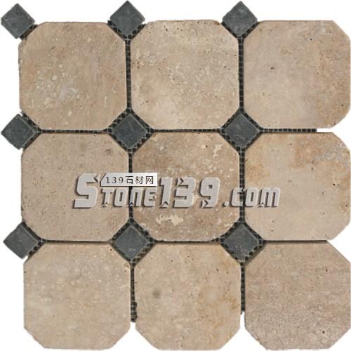 洞石马赛克-- 河南省建建筑材料有限公司