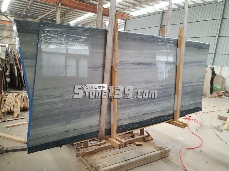 水头澳盛大板市场 国产蓝金沙-- 福建水头鑫熙大理石
