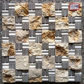 自然面石材马赛克FR-1