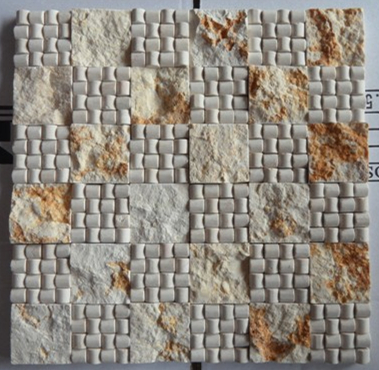 自然面石材马赛克FR-11-- 富瑞石材