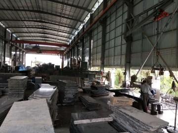 康锋石业博白黑工厂图片