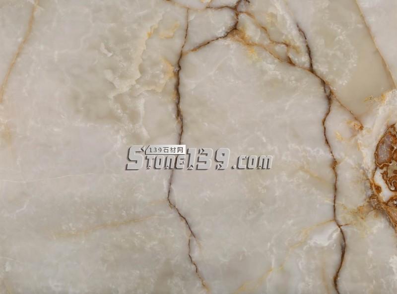阿富汗白玉-- 新品石材