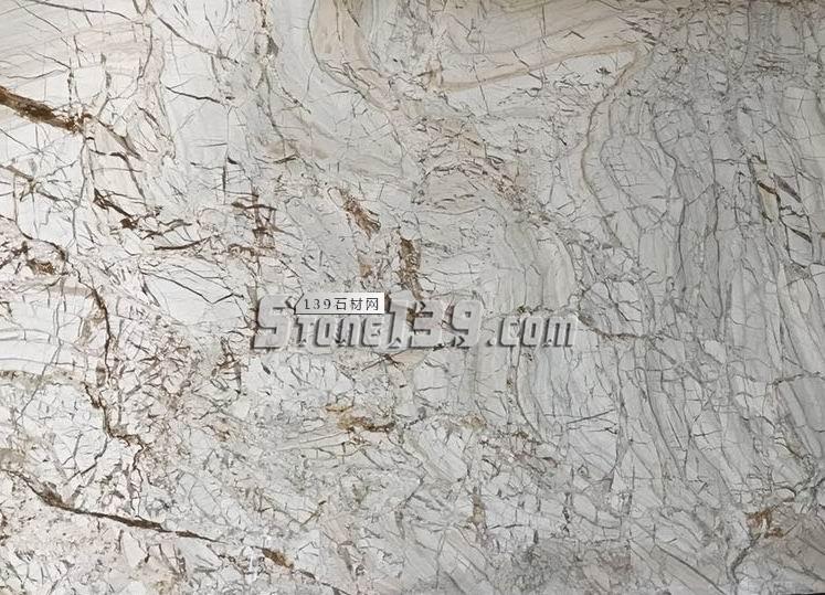 钻石灰大理石-- 新品石材