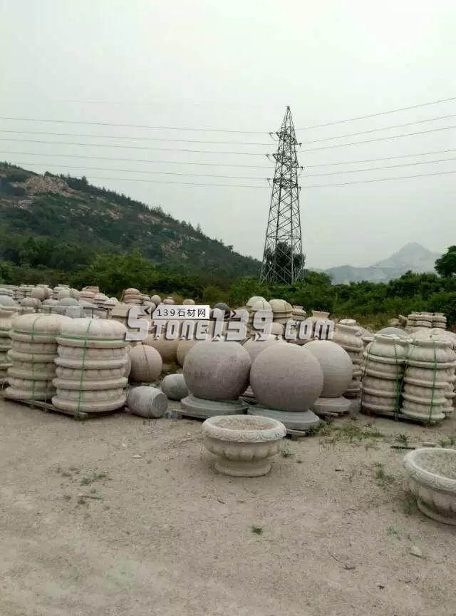 石球-- 百年石材工艺厂