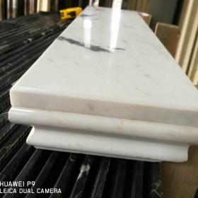 白色大理石异形产品