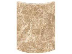 弧形大理石面板,从切割到打磨全程