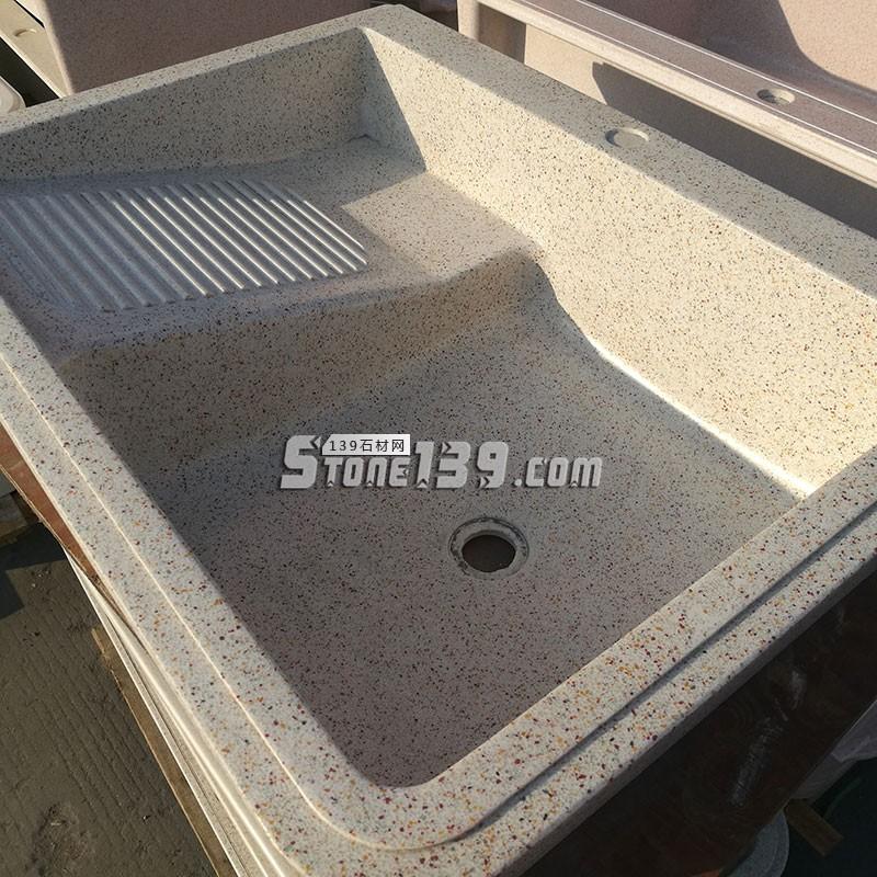 石英石洗衣池XD-001-- 福建信德石业