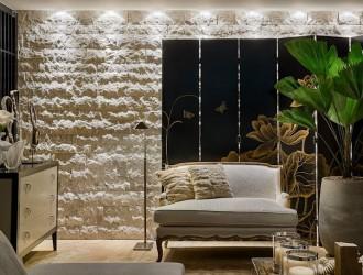 12款采用石材装修出来的绝美墙壁