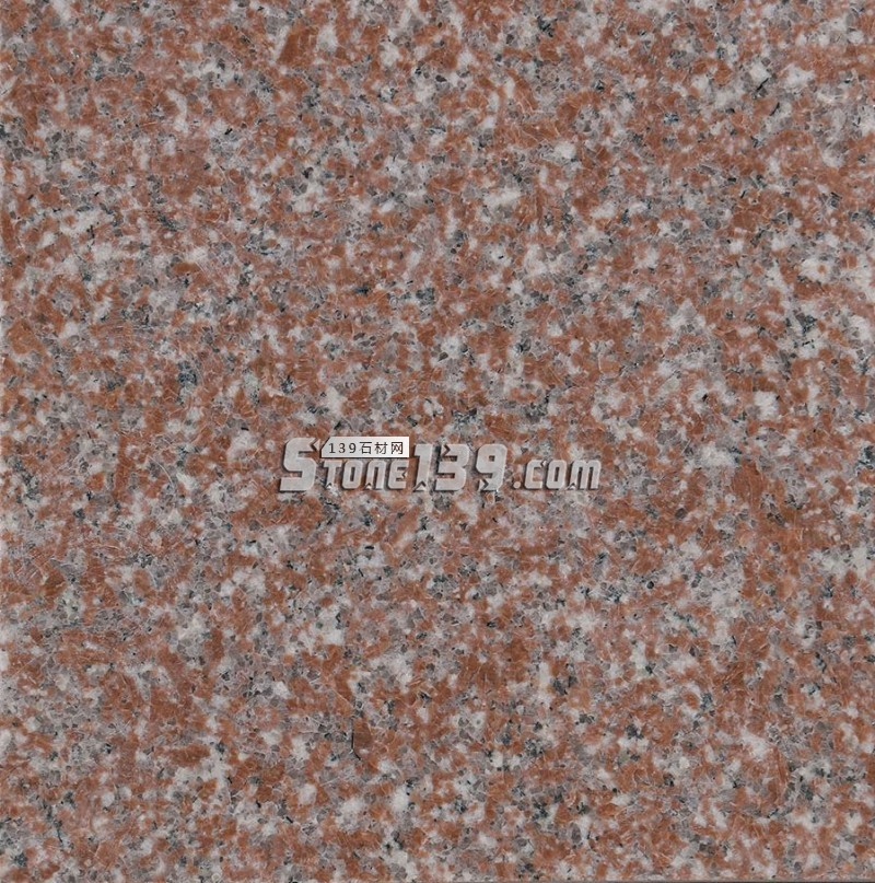 永定红花岗岩-- 永定红石材