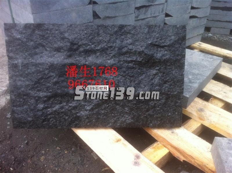 福鼎黑G684自然面-- 福鼎市白琳琳磊石材厂