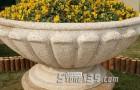 石材花钵(花盆)的类型介绍以及制作使用须知