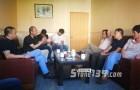 福建福鼎市环保局赴白琳镇(福鼎黑产地)推进石材转型升级工作
