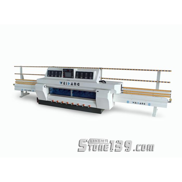 全自动石材磨边机;台面板磨边机;大理石磨边抛光机-- 威航智能设备厂