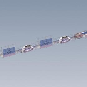 石材生产线,台面板生产线,厨房台面生产线;窗台面生产线