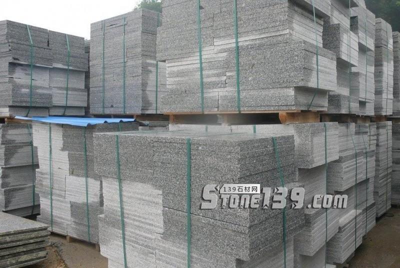 江西芝麻白成品规格板-- 江西永修江上石材厂