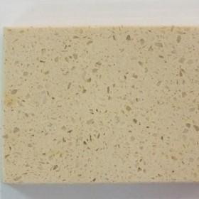 丰硕高品质的米黄色石英石