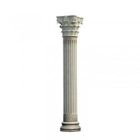 水头花岗岩罗马柱