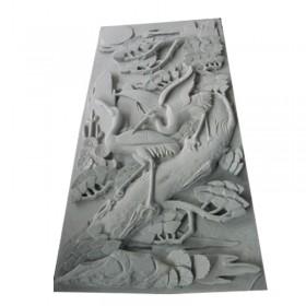 中国风墙面浮雕 石材浮雕