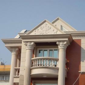 别墅小洋楼阳台柱 别墅罗马柱