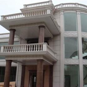 别墅栏杆 柱子 窗套 雕花供应