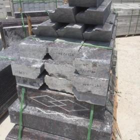 进口英国棕石材异形产品