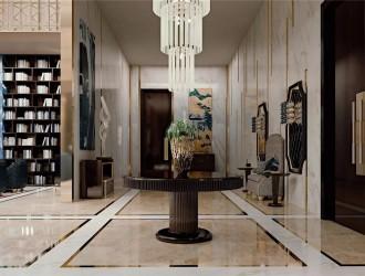 全球顶级公寓住宅 纽约曼哈顿区多样风格的大理石应用赏析